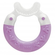 MAM bite and brush teether