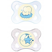 MAM Night Pacifier- Blue