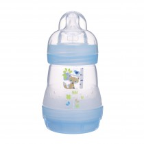 MAM Anti-Colic Bottle - 5 oz - 1-Count - Blue - without cap