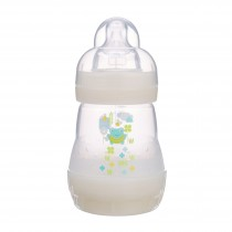 MAM Anti-Colic Bottle - 5 oz -White