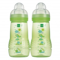MAM Easy Active Bottle - 9 oz - Green